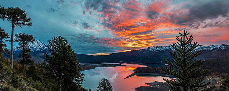 Eine Reise zwischen Seen und Vulkanen