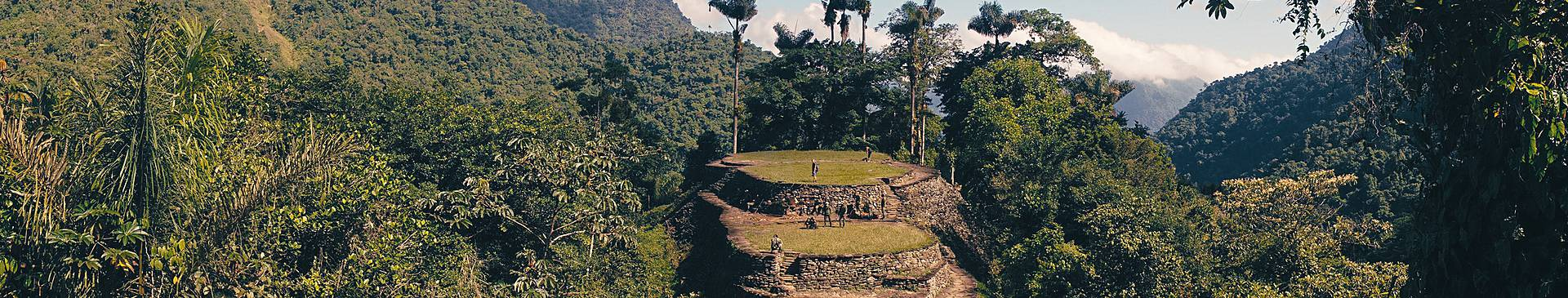 Historical sites in Colombia