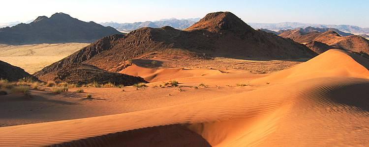 Inspiration namibienne en petit groupe