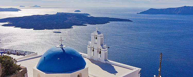 Santorini e Creta: le anime delle due isole in gruppo