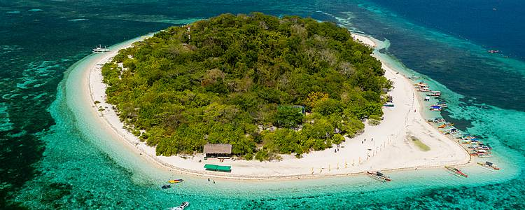 El corazón de las Islas Visayas