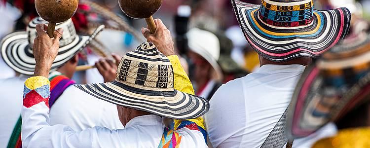 Von den Anden zum karibischen Karneval
