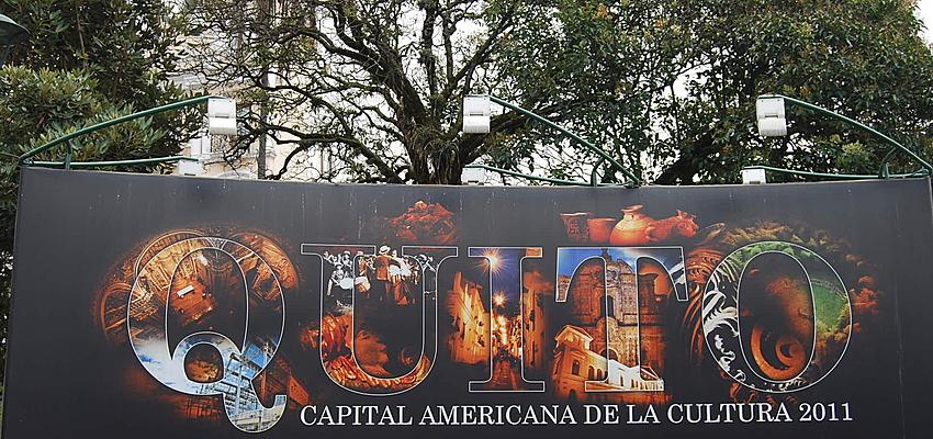 Quito aujourd'hui
