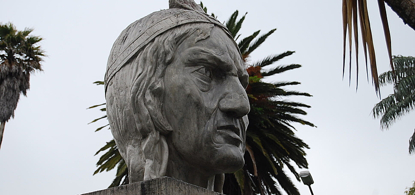 Statue de Rumiñahui