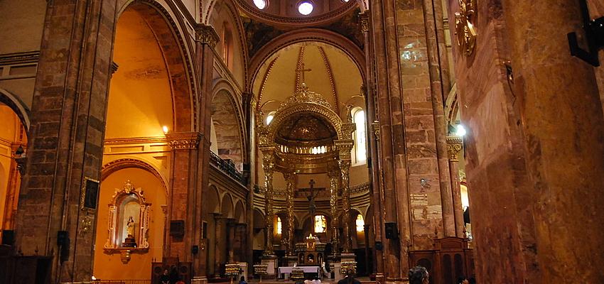 En una iglesia de Cuenca