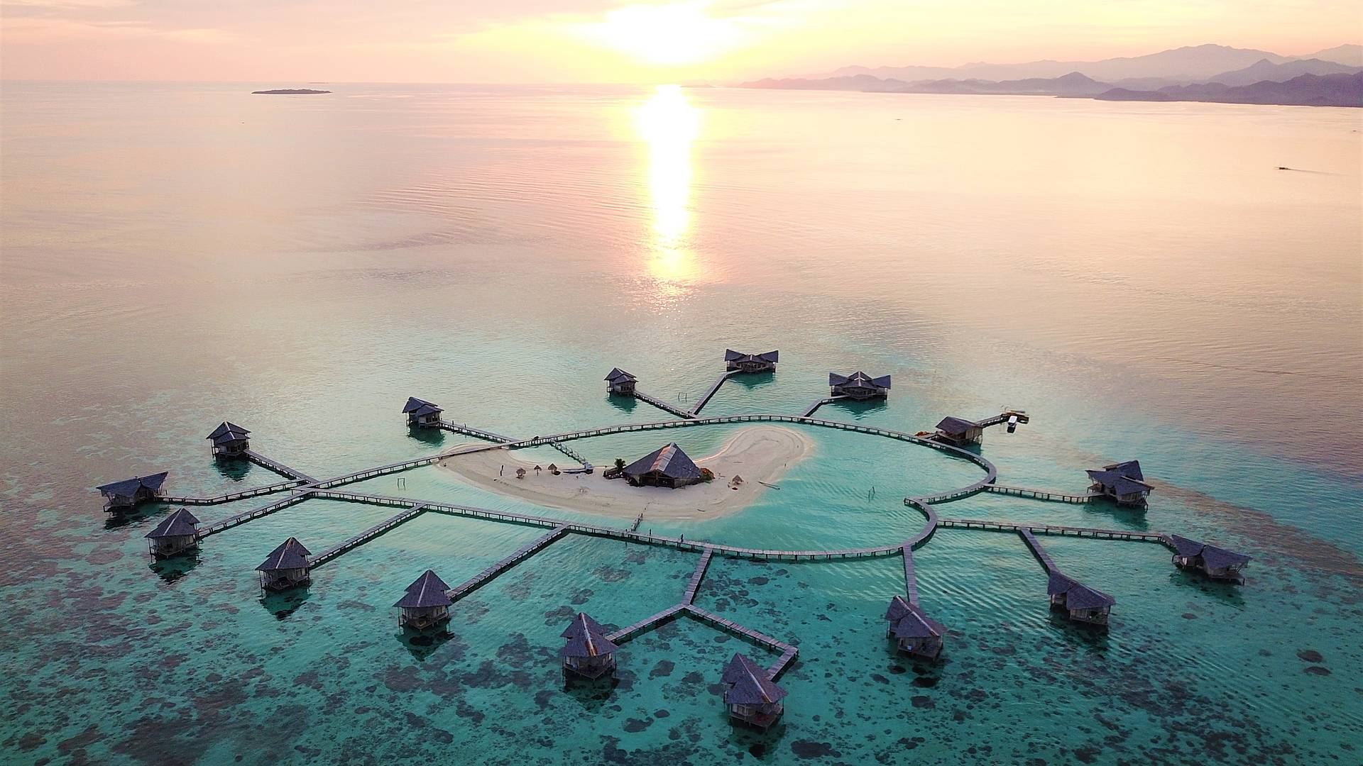 Luna de miel en Bali y la isla del amor