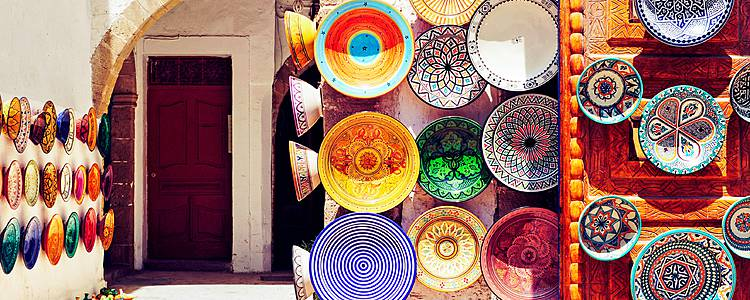 Marrakech, Agafay ed Essaouira in famiglia