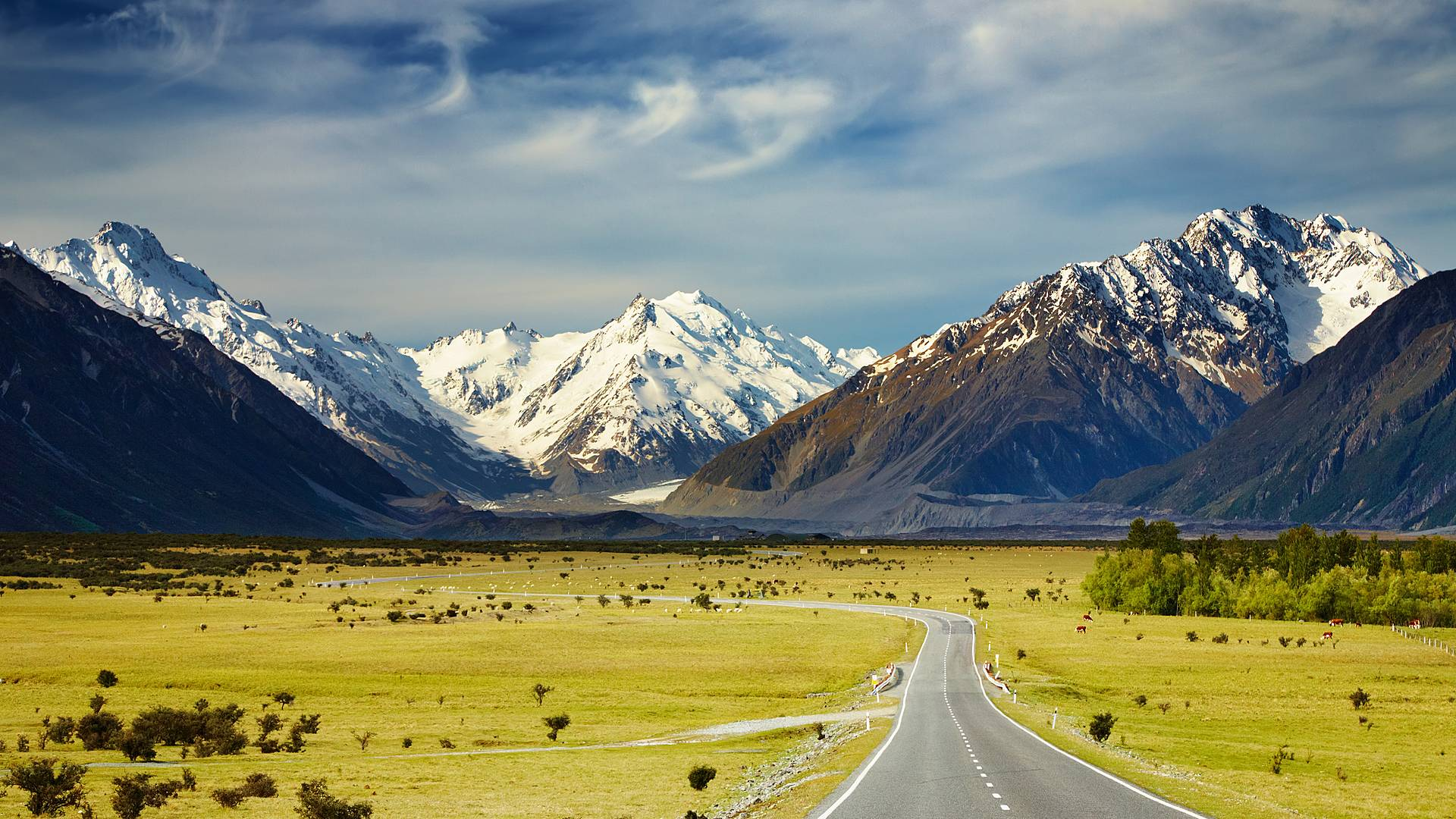 Auf eigene Faust von Christchurch nach Auckland