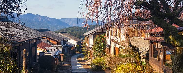 Randonnées historiques dans les Alpes Japonaises