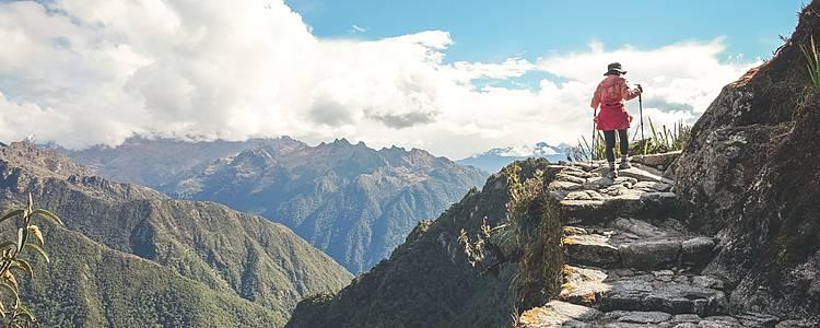 Cammino Inca a Machu Picchu