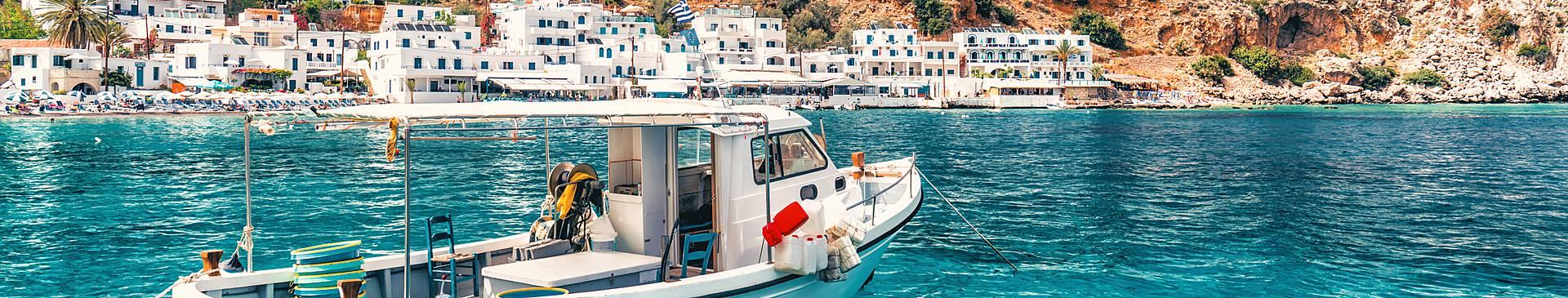 Viaggi a Creta in estate