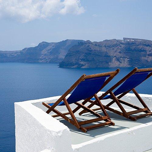 Voyage de noces dans les Cyclades -