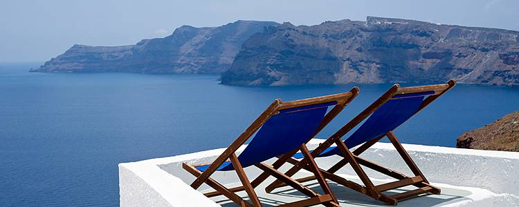 Voyage de noces dans les Cyclades