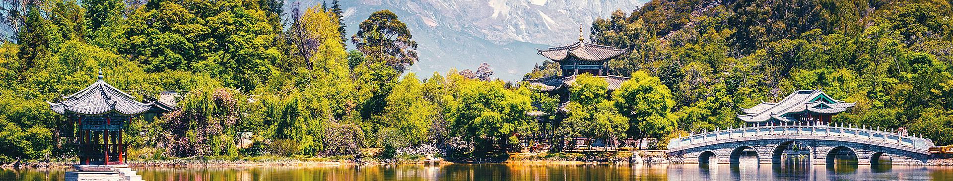 Viaggi in Cina in estate
