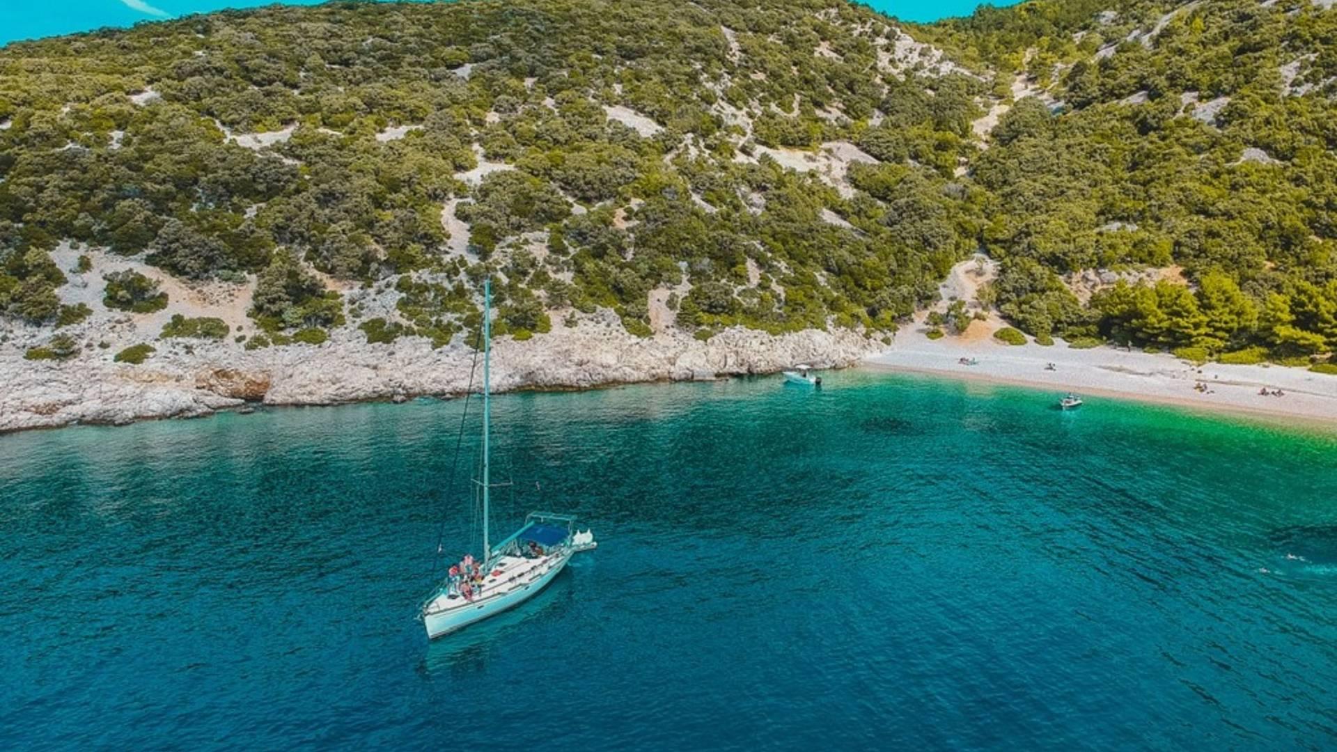 Les Perles du Sud en voilier privé