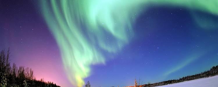 Magia blanca y auroras boreales