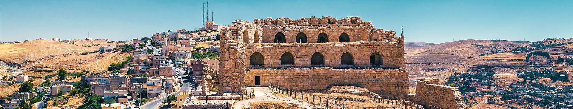 Viaggi in Giordania in estate