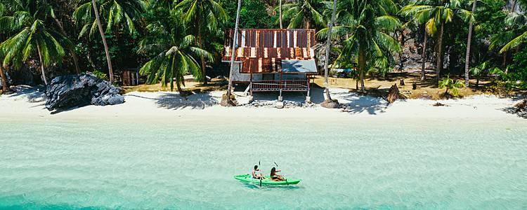 Escapade amoureuse à Palawan