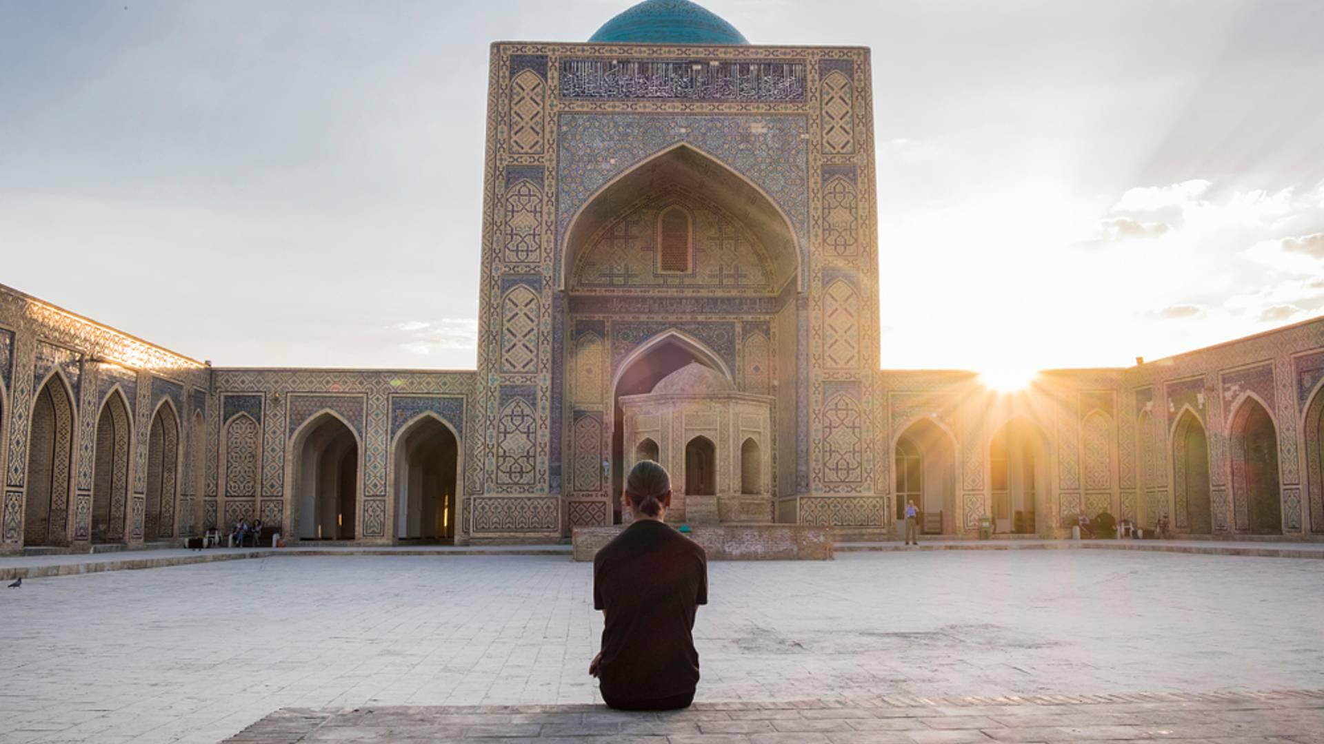 Kultur- und Naturreise durch Zentralasien