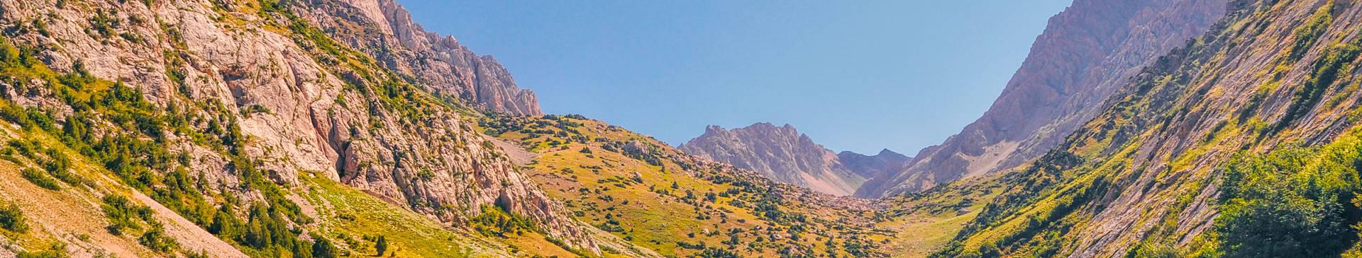 Viaggi in Kirghizistan in estate
