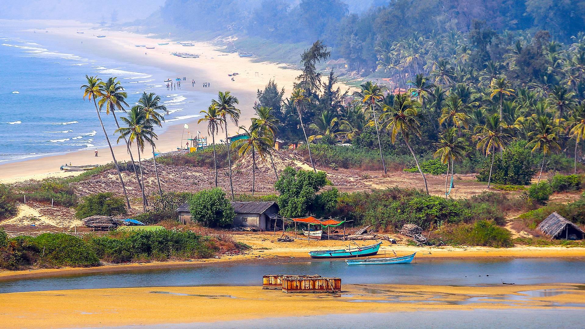 Semana Santa por la tierra de Rajasthan y las playas de Goa