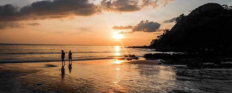 Trauminseln in der Andamanensee für Honeymooner