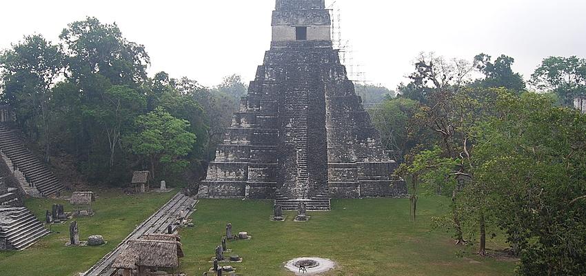 Tikal, antre de la civilisation maya