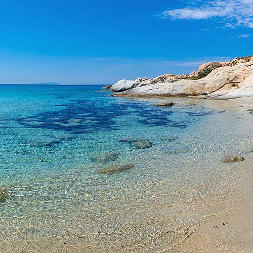 MosaïqueCycladique : Santorin, Paros, Naxos et Folegandros -