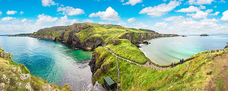 Northern Ireland to Dublin