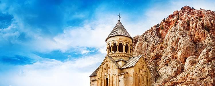 Pilgrimage to Armenia
