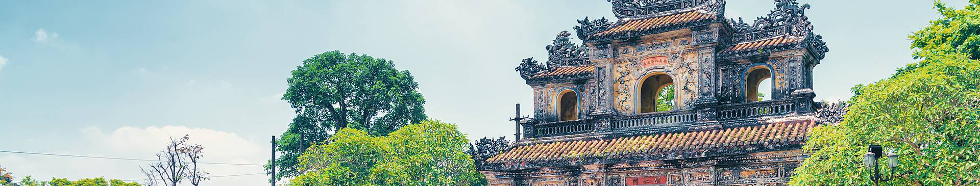 Vietnam historical sites