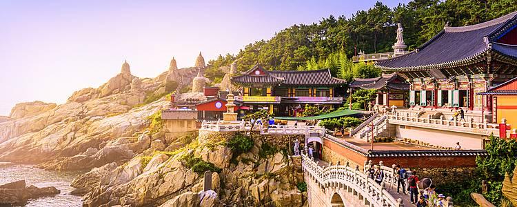 Uncover unique sites of Korea