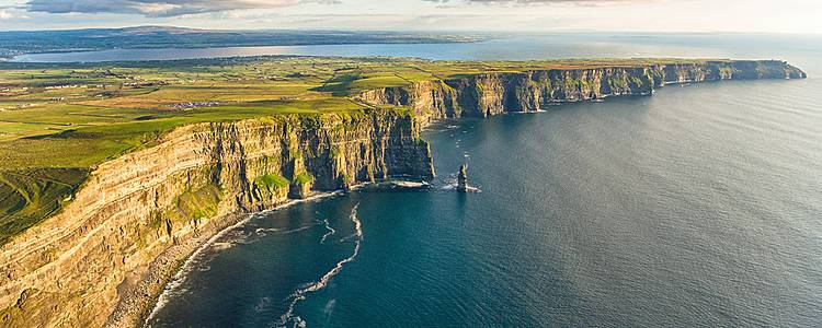 Iconic sites of Ireland