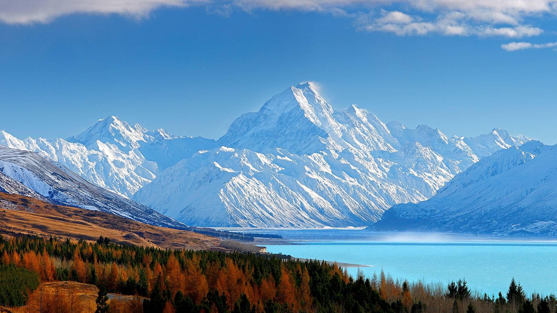Christchurch - Auckland durch Fjorde und Vulkane
