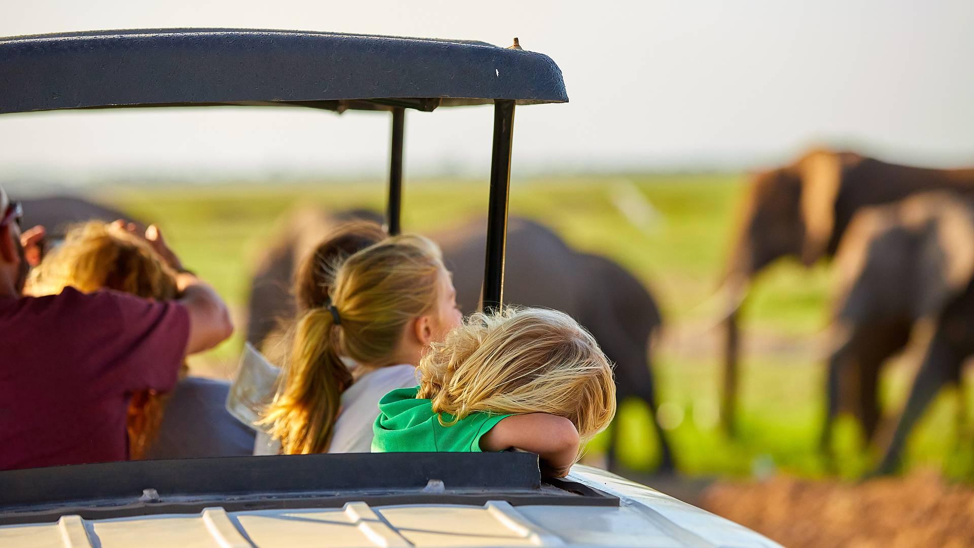 Safari, escursioni e Zanzibar in famiglia
