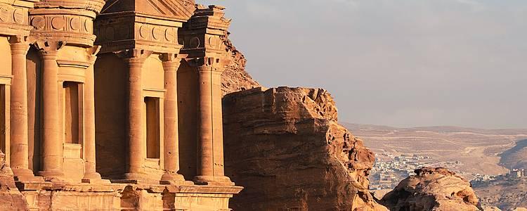 Weekend lungo alla scoperta delle meraviglie di Petra