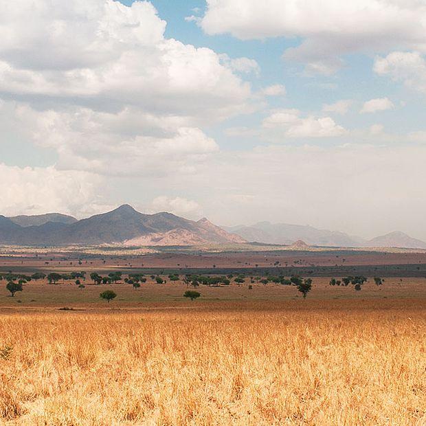 Parque Nacional del Valle Kidepo, Uganda