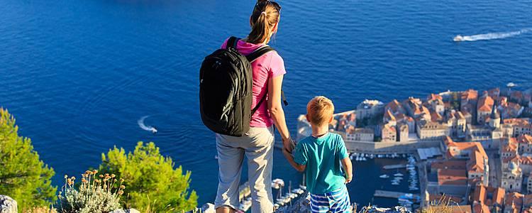 Adventure in Croatia for families