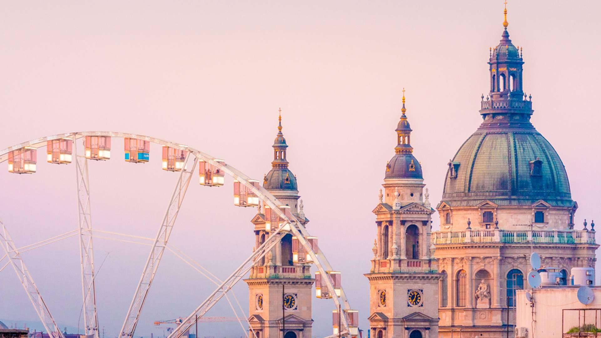 Budapest - Historique et culturelle