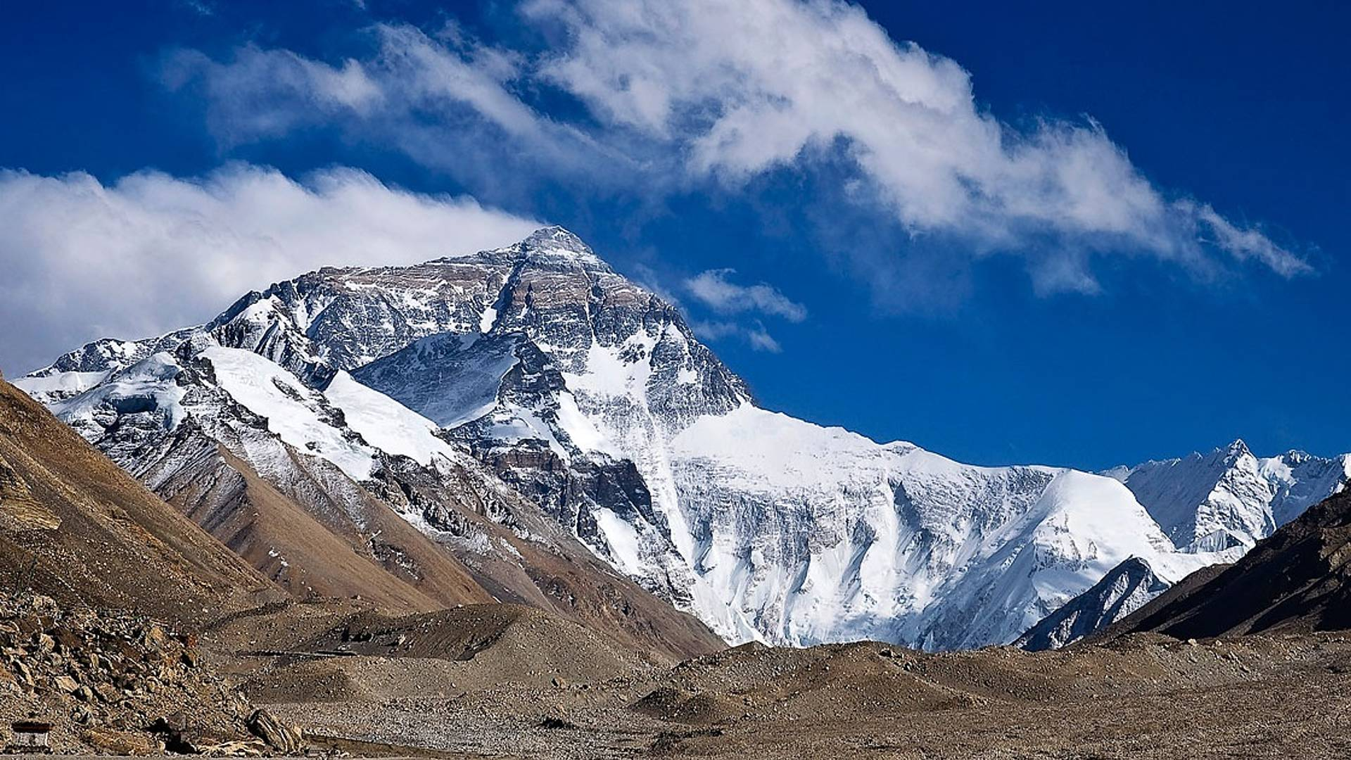 Vom Palast des Dalai Lamas zum Mount Everest