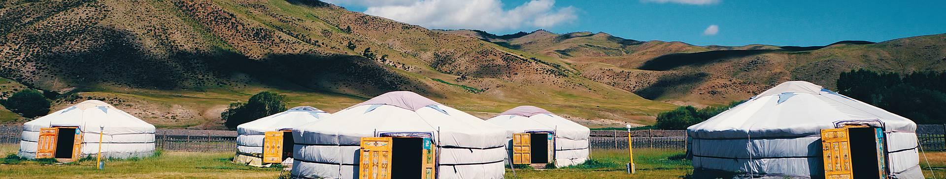 Viajes a Mongolia en primavera