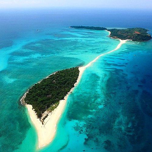 Séjour de plage en plage et d'île en île dans l'archipel -