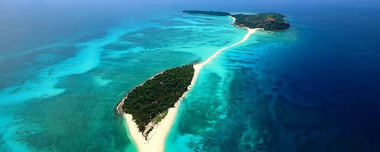 Séjour de plage en plage et d'île en île dans l'archipel