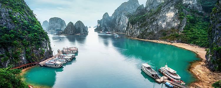 Romance y exclusividad entre Vietnam y Camboya