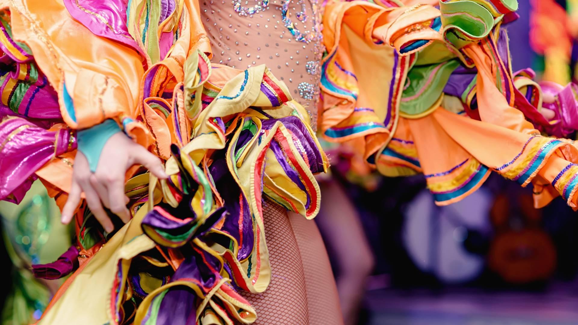 Au rythme du Carnaval de Rio