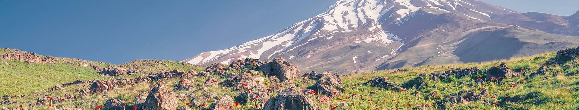 Viajes a Irán en primavera