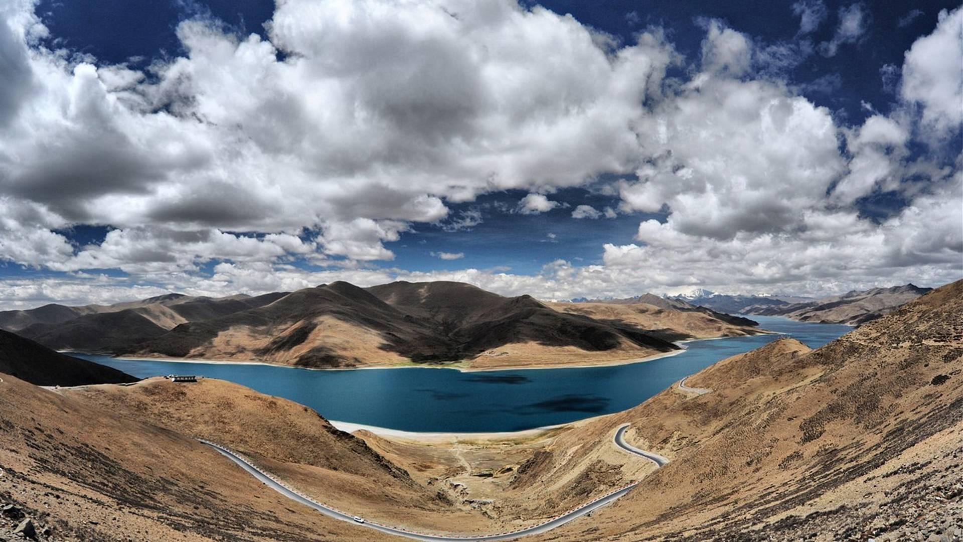Rund um Tibet in 7 Tagen