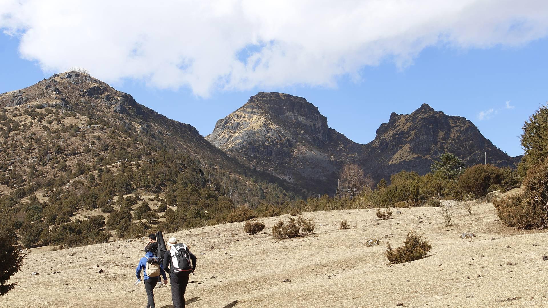Druk Path Trek! Wanderung durch eine vergessene Welt