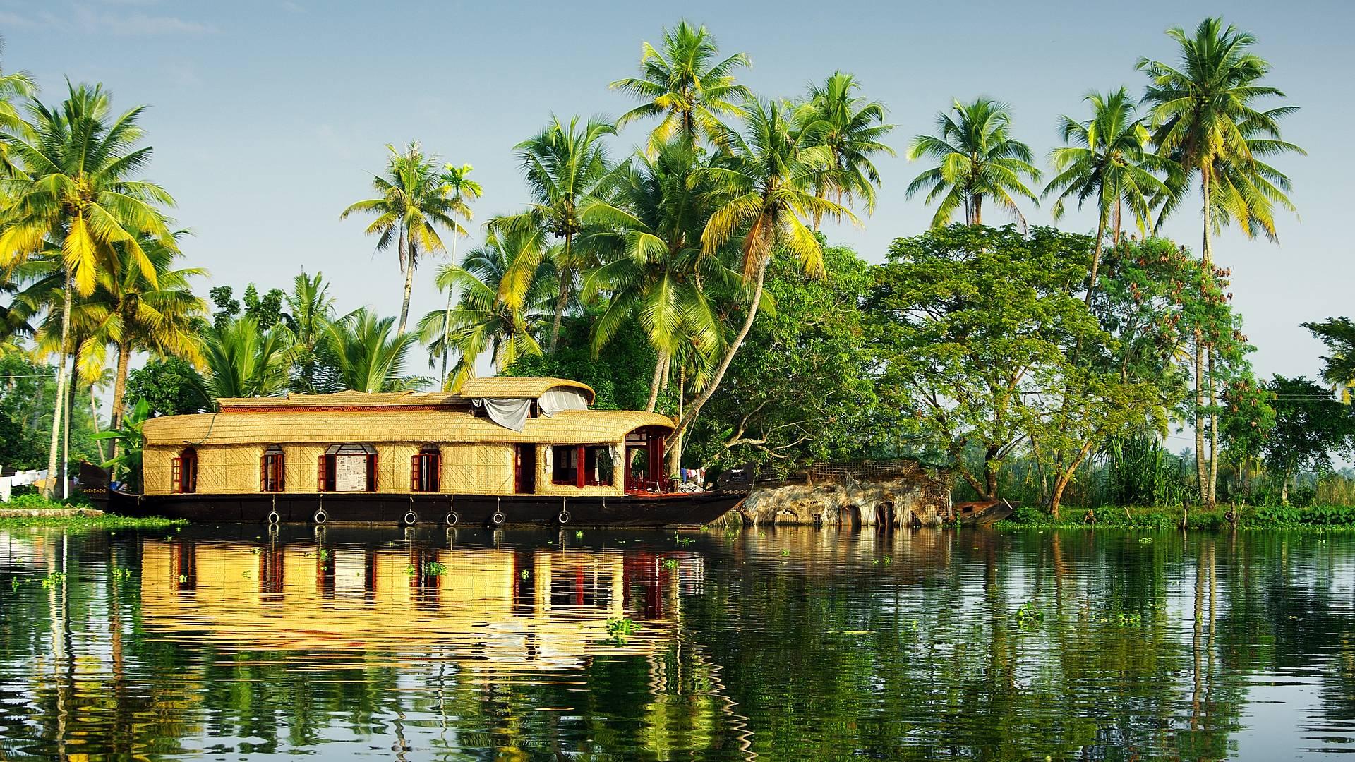 Familienrundreise an der tropischen Malabar-Küste