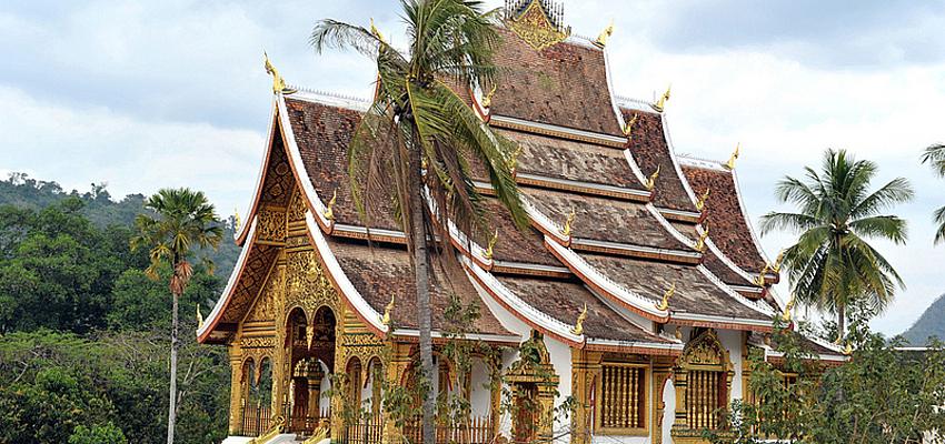 Pagoda de Luang Prabang